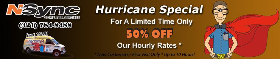 Hurricane Special