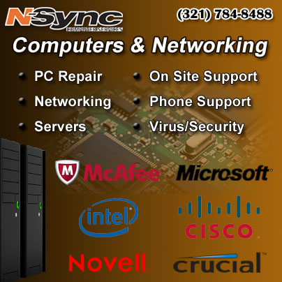Nsync Computers and Networking
