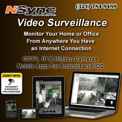 Nsync Computers Video Surveillance