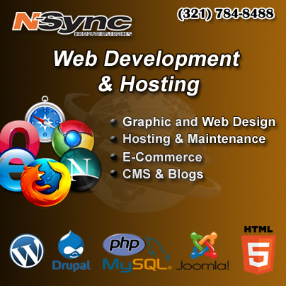 Nsync Computers Web Development and Hosting