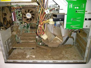 Very Dirty PC- N-Sync PC Sping Cleaning Service