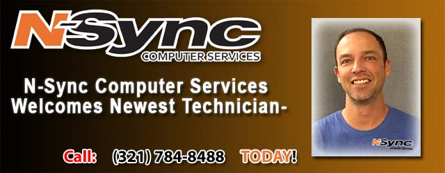 Nsync Computer Services Hires Newest Technician