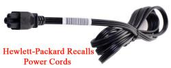 Hewlett-Packard Recalls 6 Million Power Cords Over Fire Risk