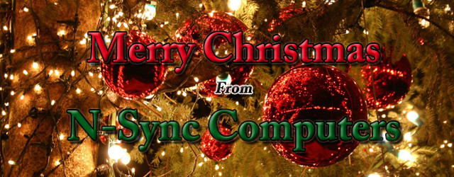 Merry Christmas from Nsync