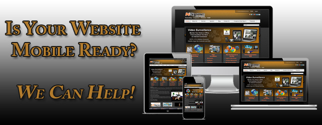 Is Your Website Mobile Ready? Nsync Can Help!