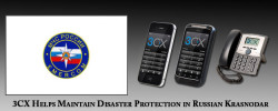 3CX Helps Maintain Disaster Protection in Russian Krasnodar