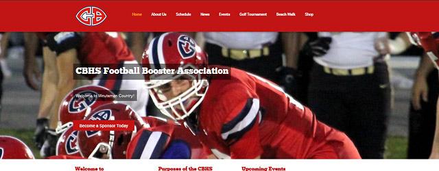 N-Sync Launches Redesigned www.MinutemenFootball.com