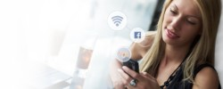 Gain Social Engagement By Offering Free Facebook WiFi at Your Business