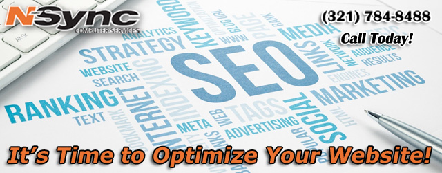 It's Time to Optimize Your Website!