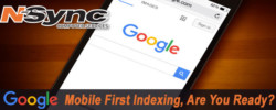 Mobile-First Indexing. Are You Ready?