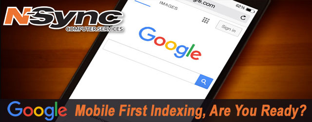Google's Mobile-First Indexing, Are You Ready?