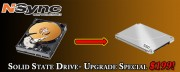 Solid State Drive- Upgrade Special $199!