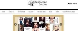 N-Sync Launches New Website for D'vorah's Bumblebee Bazaar