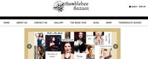 N-Sync Launches New Website for D'vorah's Bumblebee Bazaar