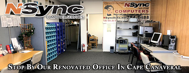Stop By Our Renovated Office In Cape Canaveral