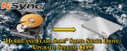 Hurricane Flash Sale! 500 GB Solid State Drives for $199 + tax With Installation and Data Transfer
