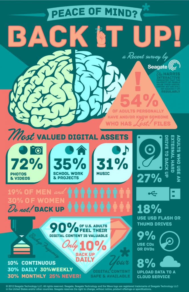 Data Backup Infographic