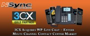 3CX Acquires WP-Live Chat – Enters Multi-Channel Contact Center Market