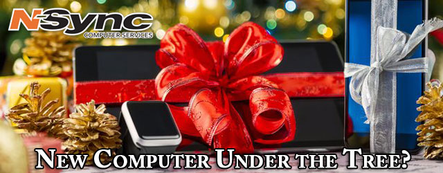 Is There New Tech Under the Tree This Christmas?