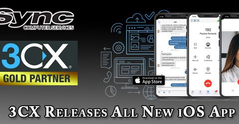 3CX Releases All New iOS App